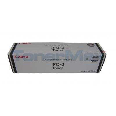 CANON IPQ-2 TONER CART BLACK